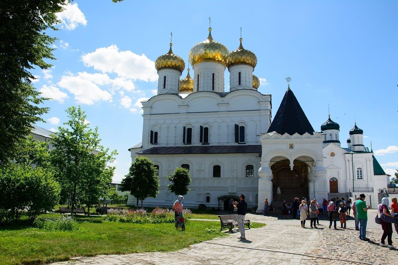 Rusia Kostroma Religión Rusia