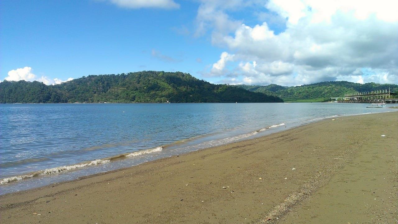 Ruta Puerto Jimenez Golfito Costa Rica Costa Rica