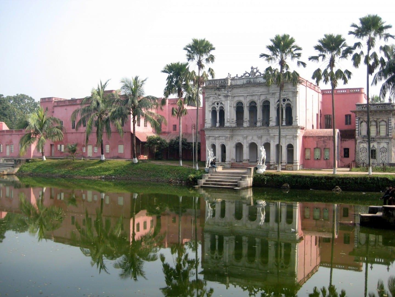 Sadarbari: el Museo de Arte Popular. Sonargaon Bangladesh