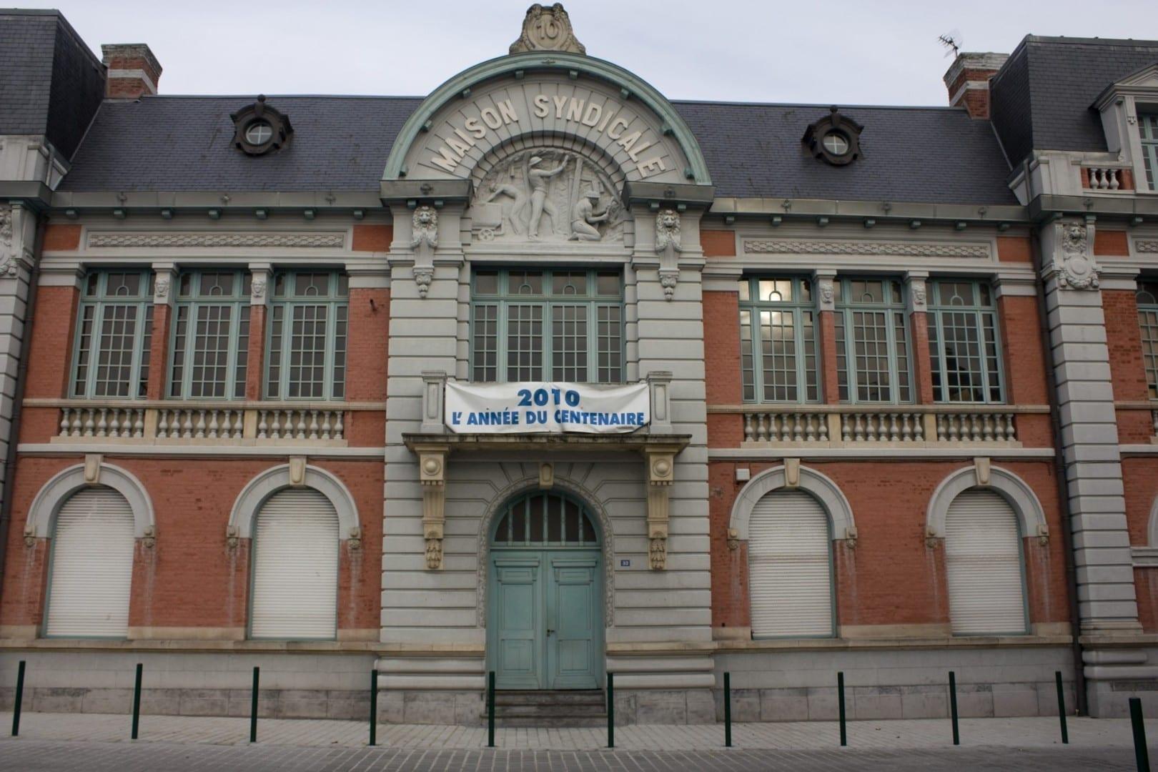 Salón de la Unión de Mineros Lens Francia