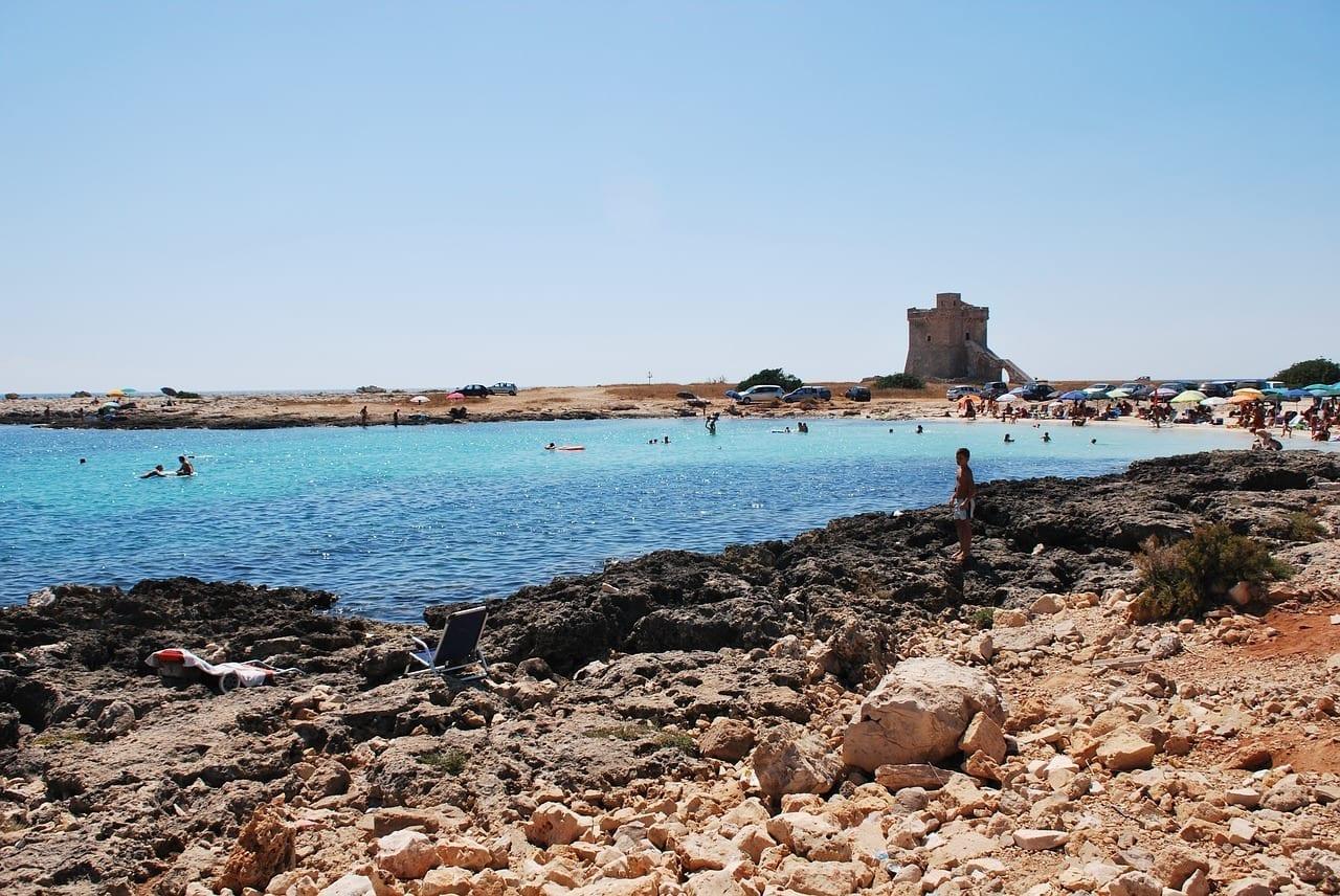 Salento Porto Cesareo Playa Italia