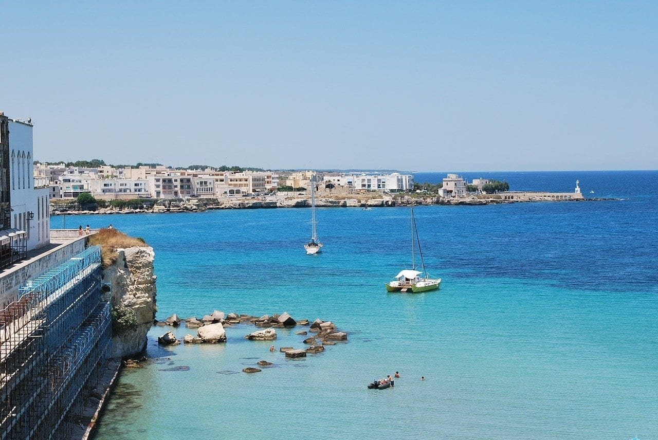 Salento Puglia Mar Italia