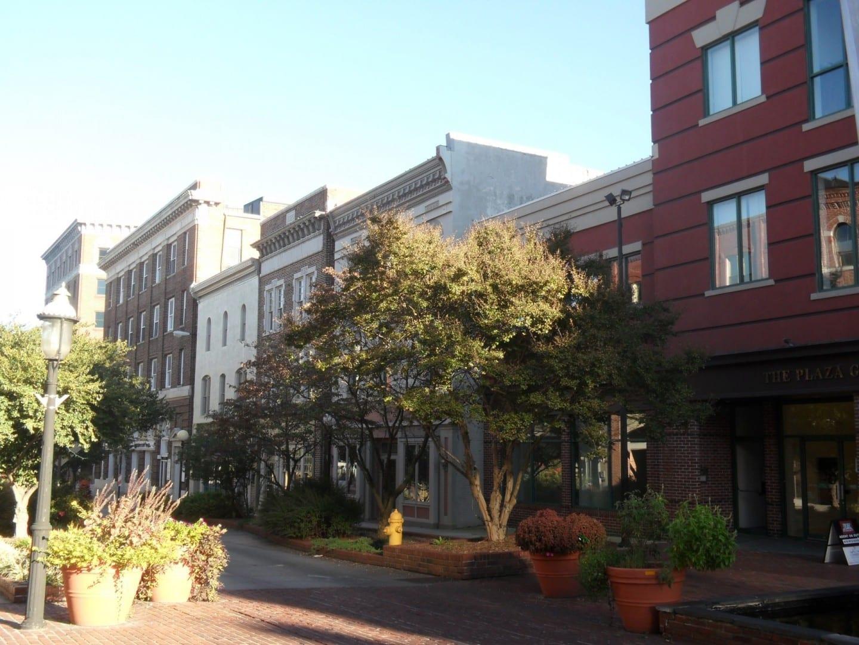 Salisbury, Calle Principal Salisbury MD Estados Unidos