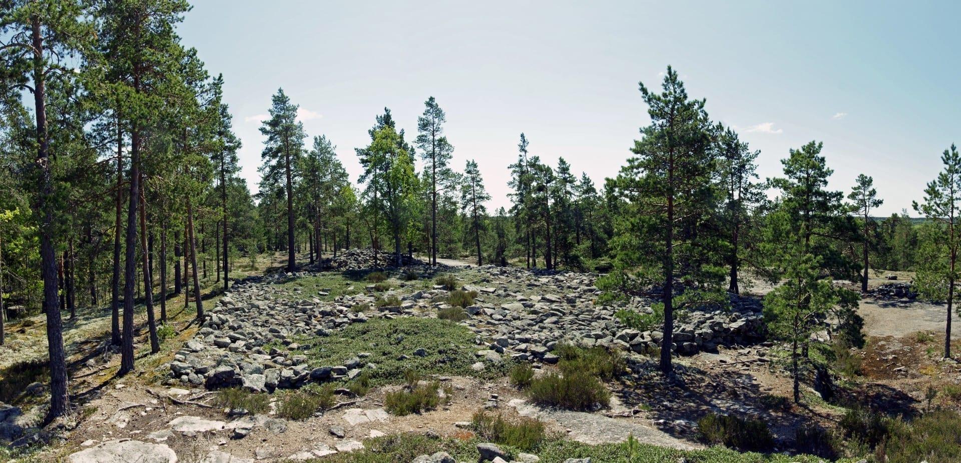 Sammallahdenmäki Rauma Finlandia