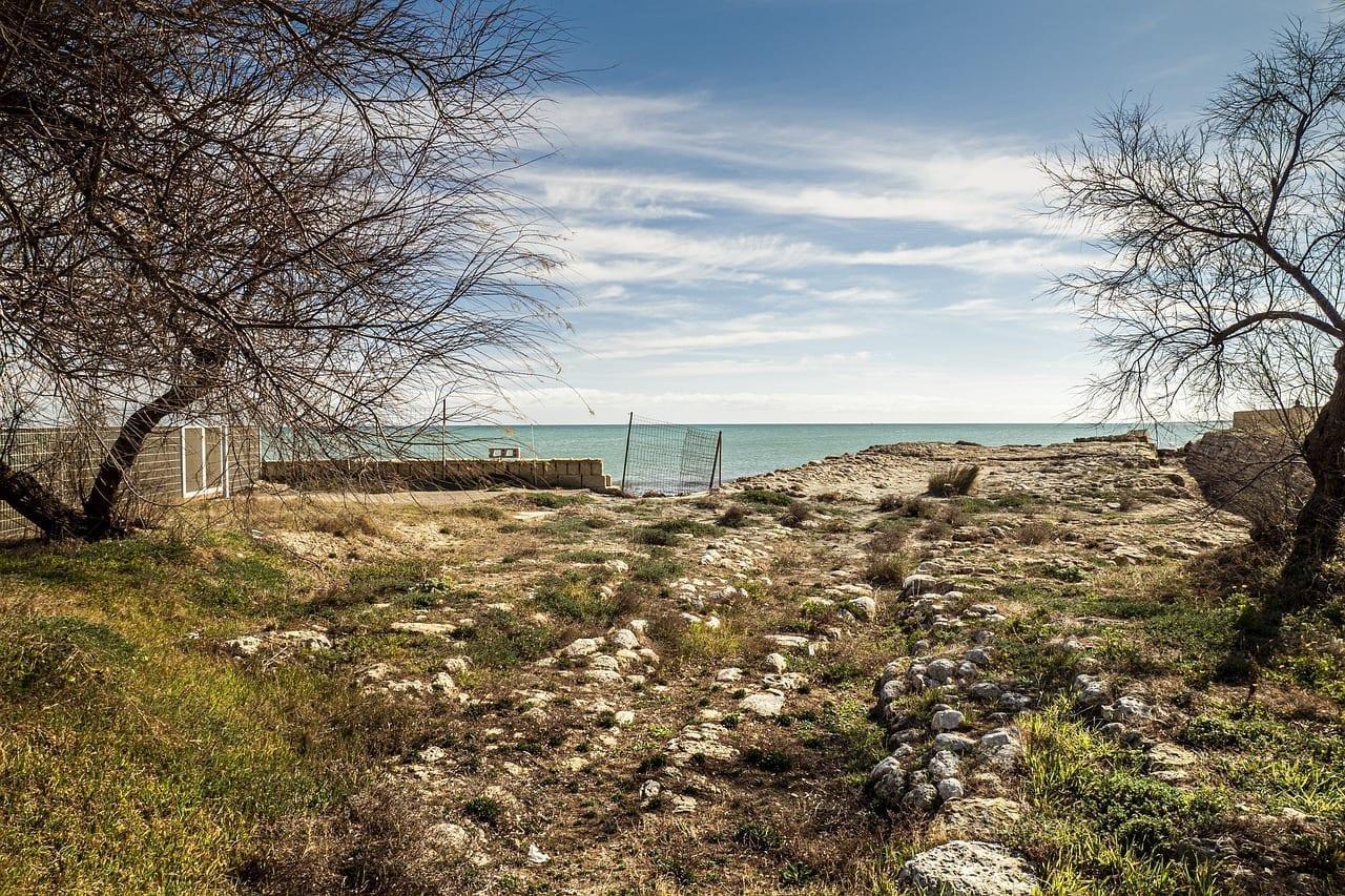 San Cataldo Lecce Mar Italia