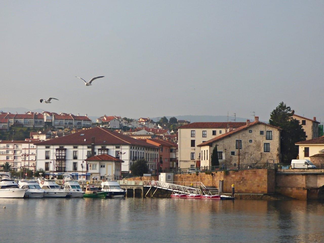 San Vicente De La Barquera Cantabria España España
