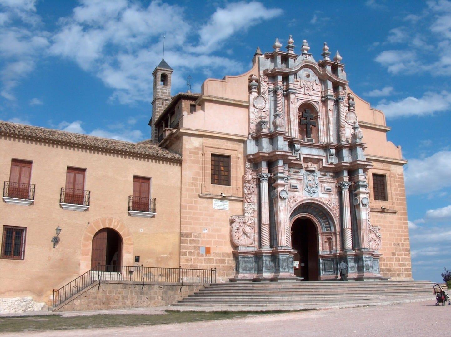 Sanctuary of the Santísima y Vera Cruz Caravaca de la Cruz España