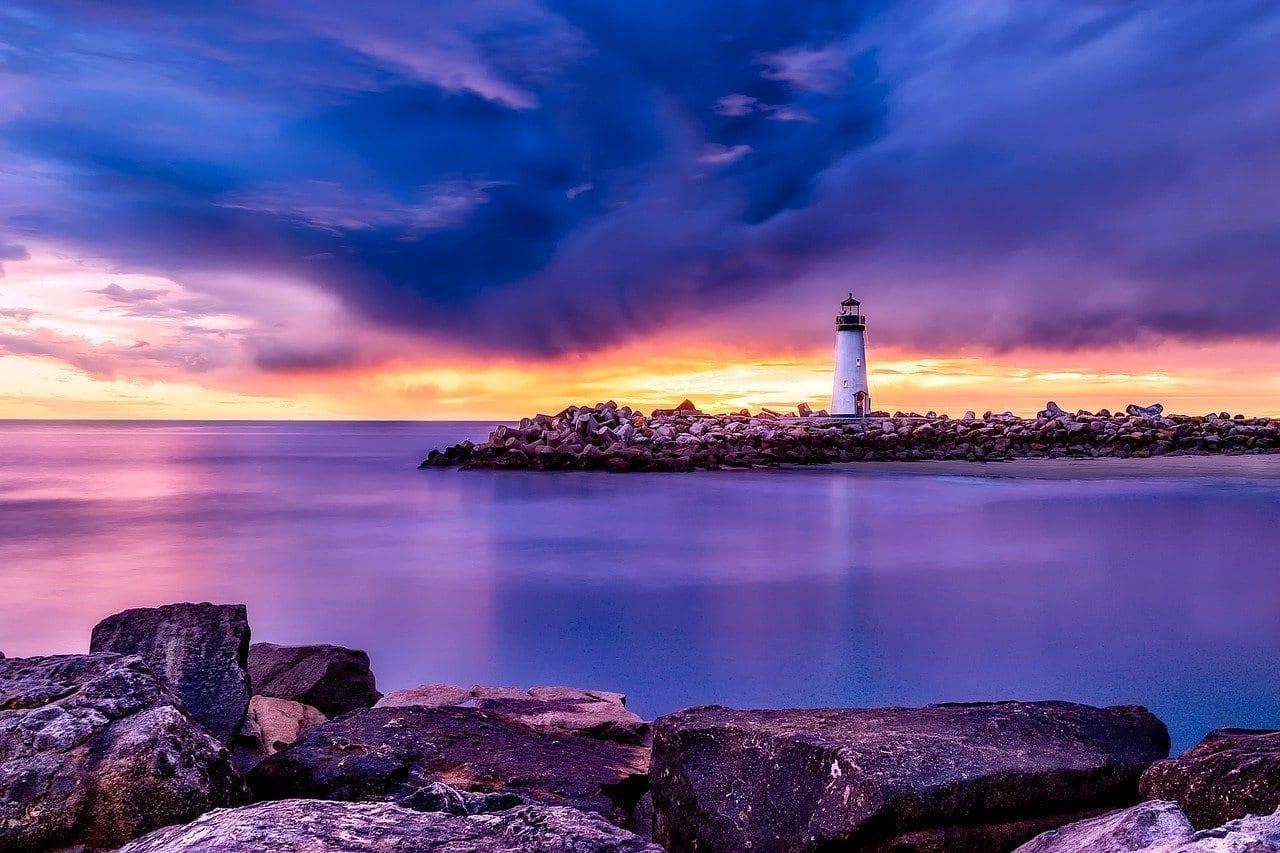 Santa Cruz Faro California Argentina
