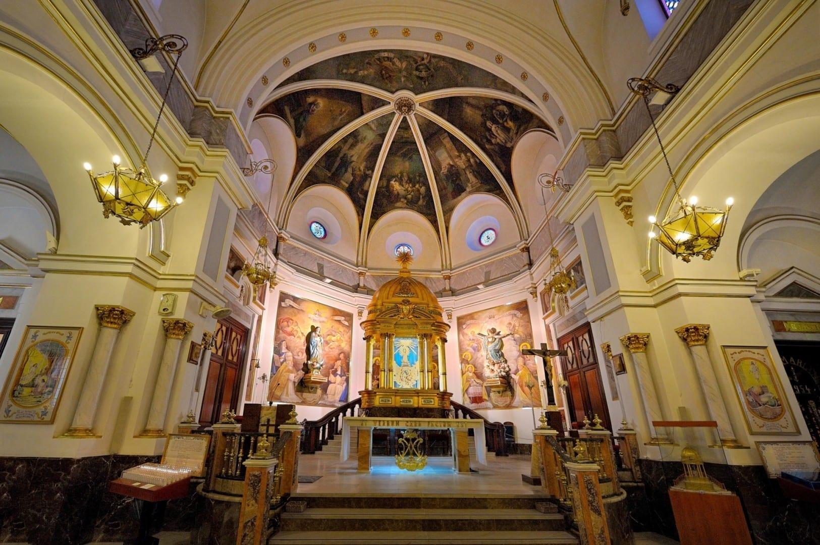 Santuario de la Virgen del Castillo Cullera España