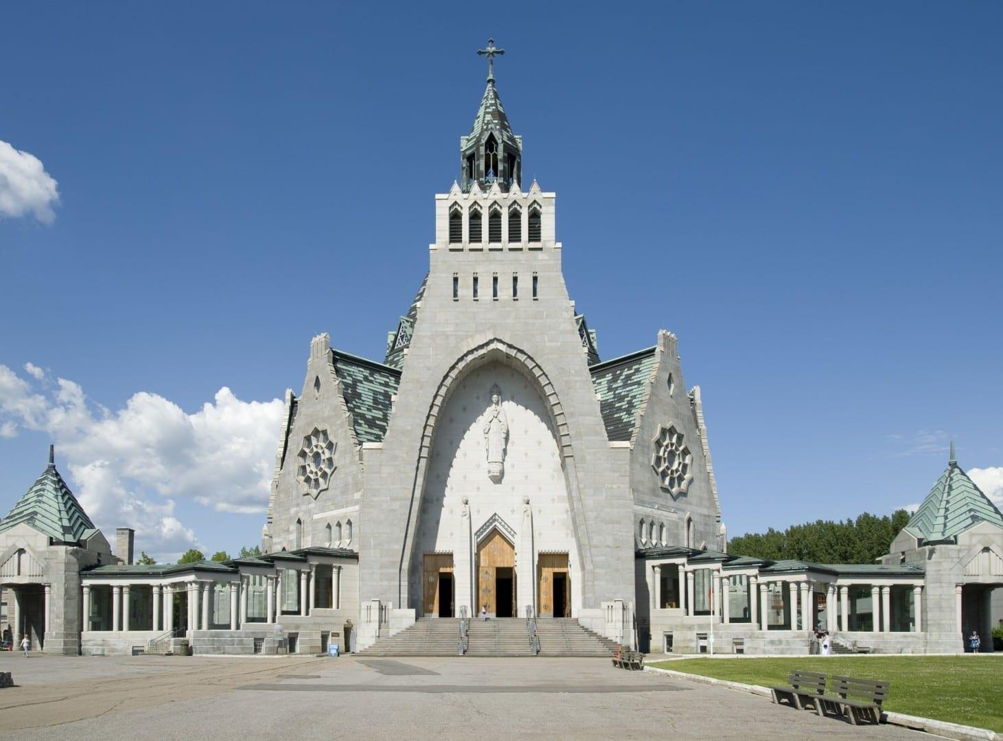Santuario de Nuestra Señora del Cabo Trois-Rivières Canadá