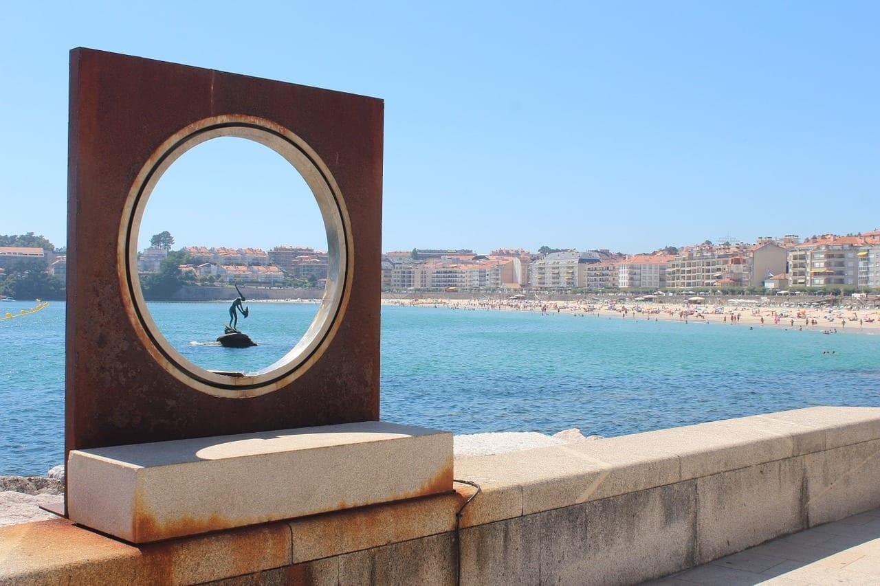 Sanxenxo Playa Turismo España