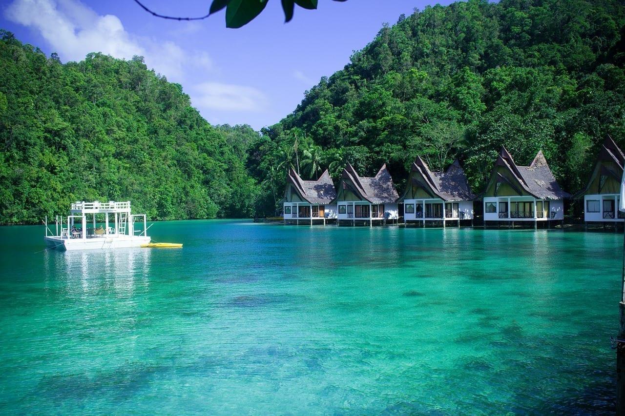 Siargao Playa Tropicales Filipinas