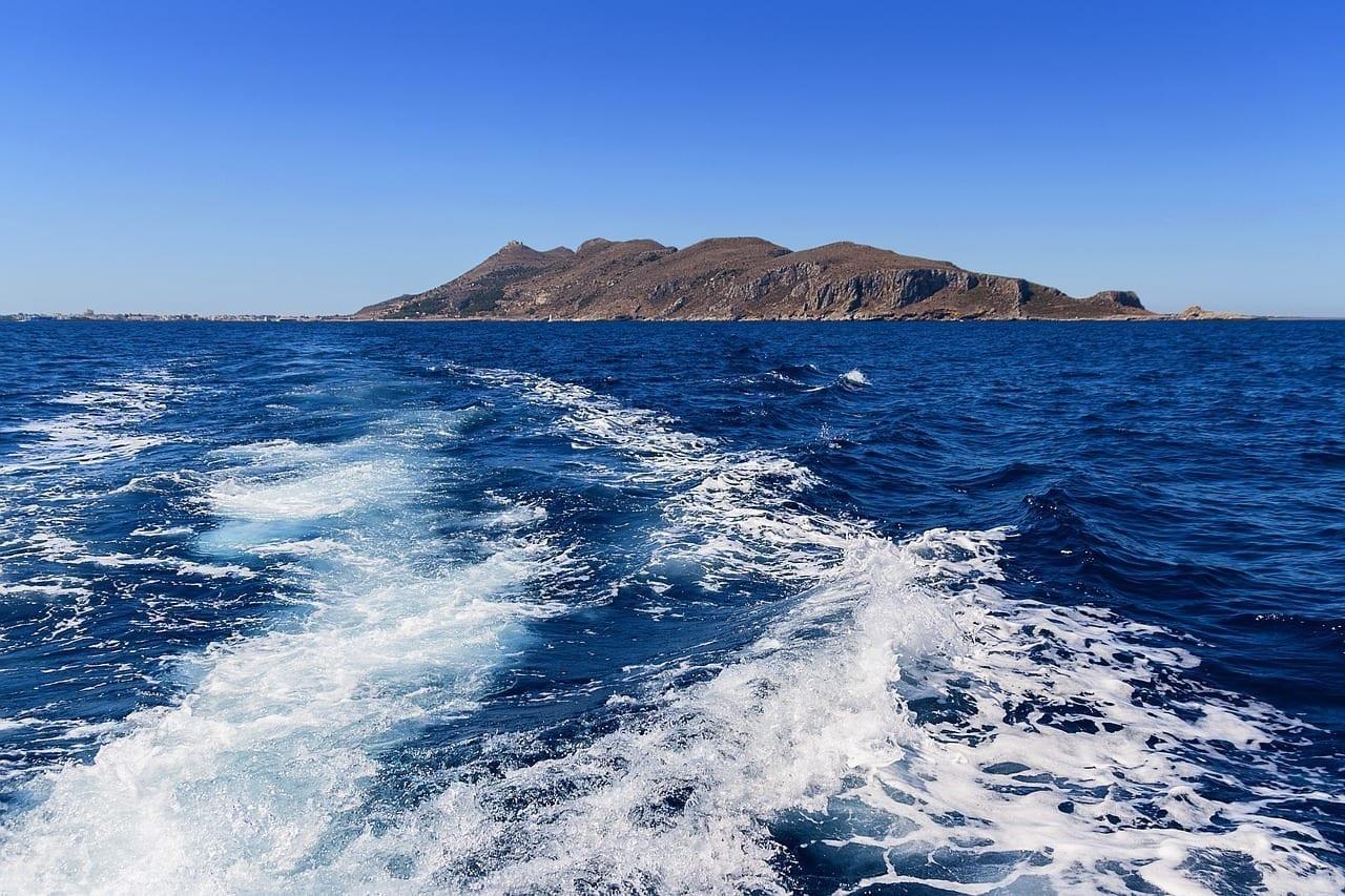Sicilia Mar Favignana Italia
