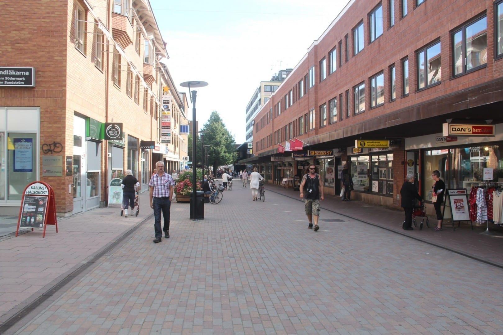 Skellefteå Nygatan Skellefteå Suecia