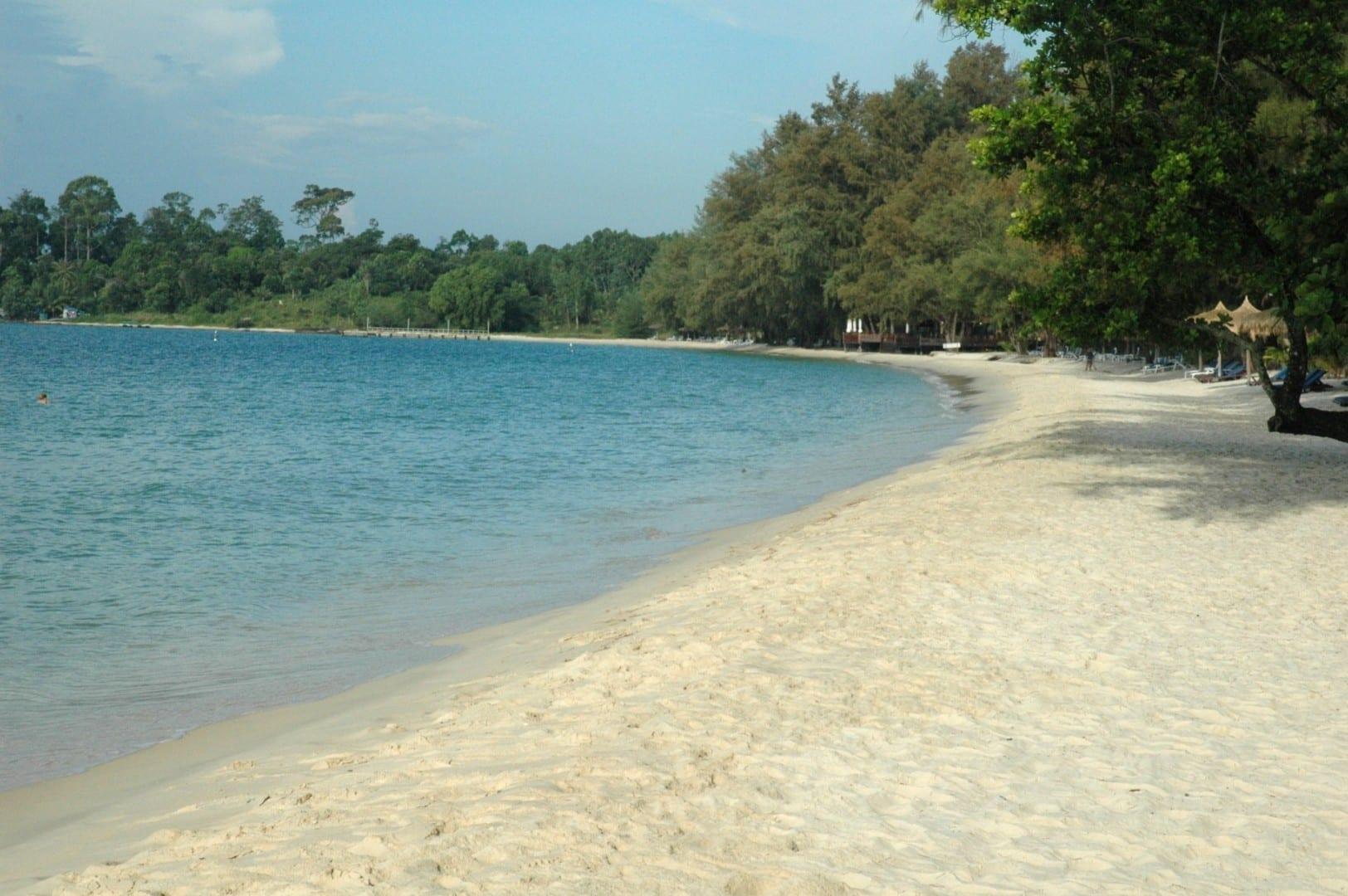 Sokha Beach, la mejor de Sihanoukville Sihanoukville Camboya