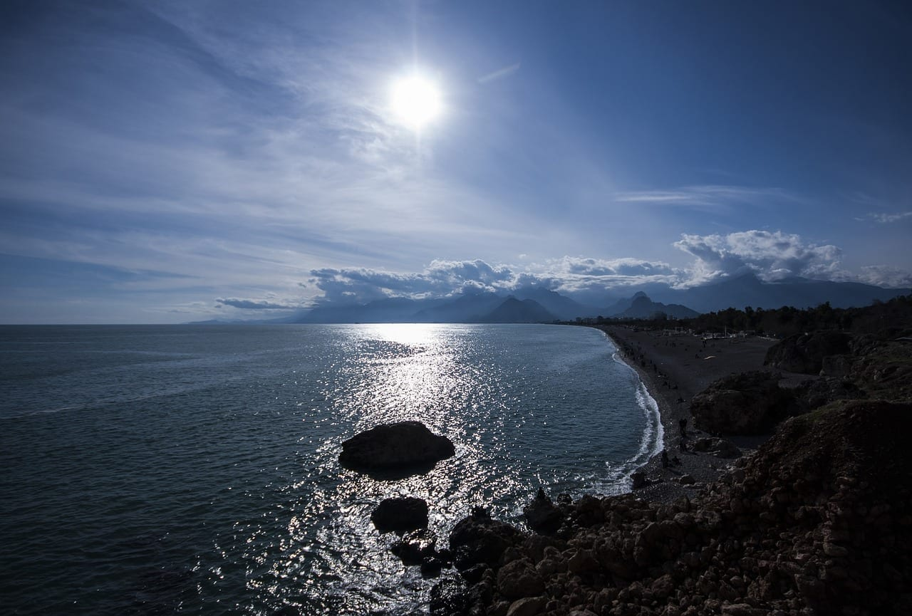 Solares Marinos Playa España