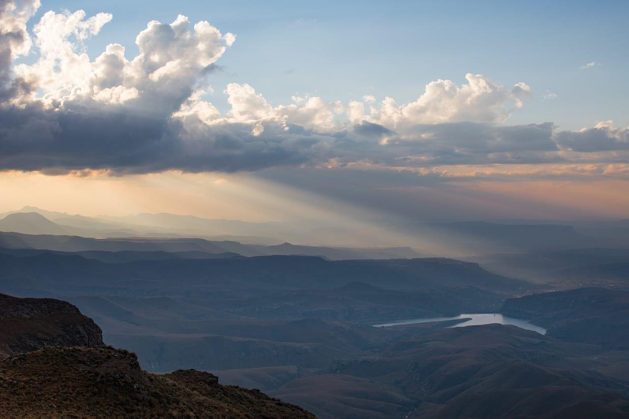 Southafrica Za Drakensberg República de Sudáfrica