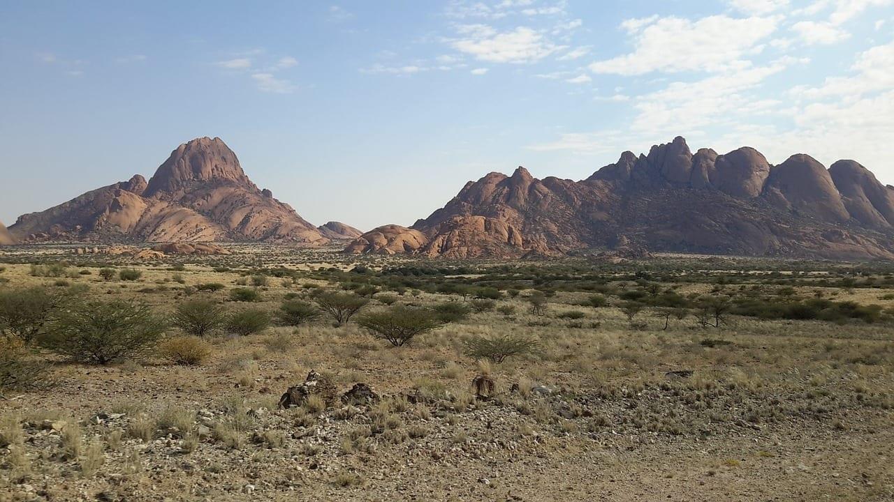 Spitzkoppe Namibia Namib Namibia