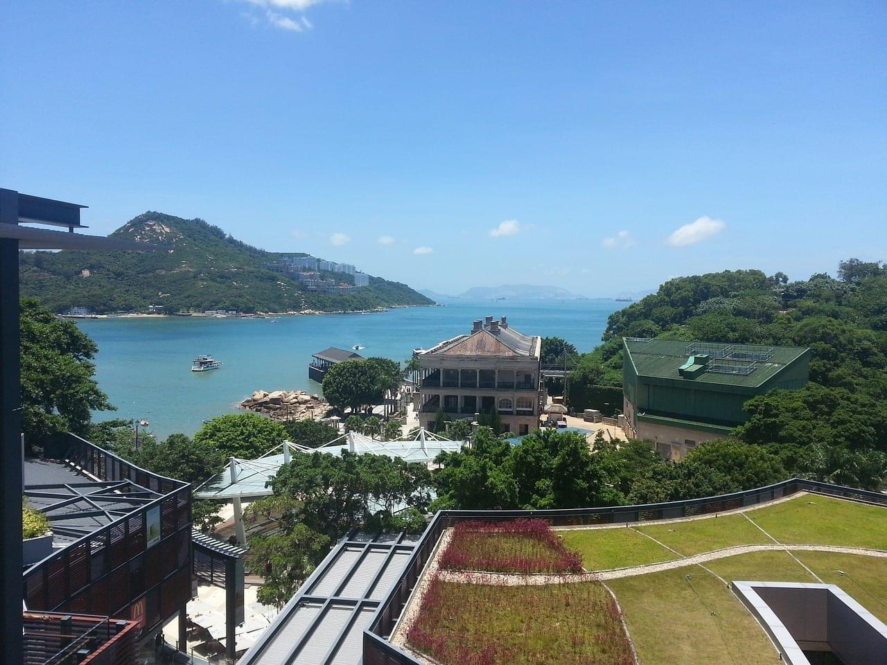 Stanley Hong Kong Vistas Al Mar Australia