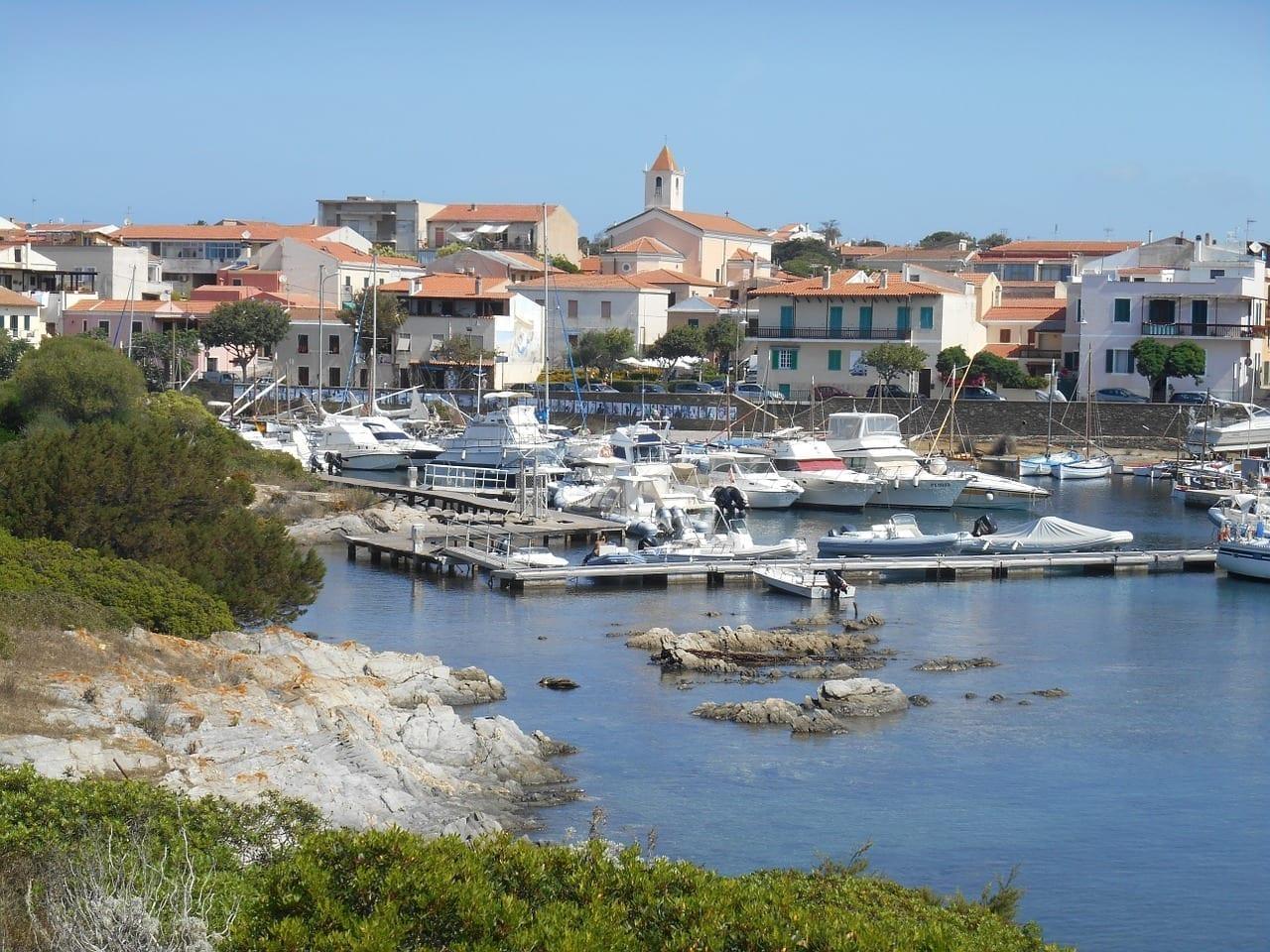 Stintino Sardinia Porto Italia