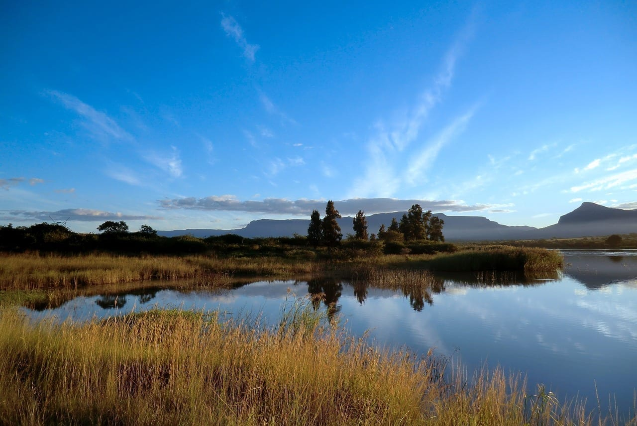 Sudáfrica Montañas Drakensberg Norte República de Sudáfrica