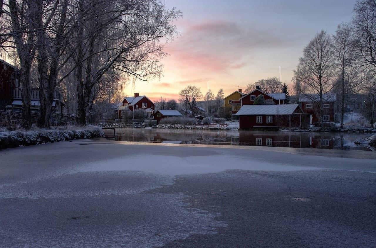 Sundborn Falun Suecia Suecia