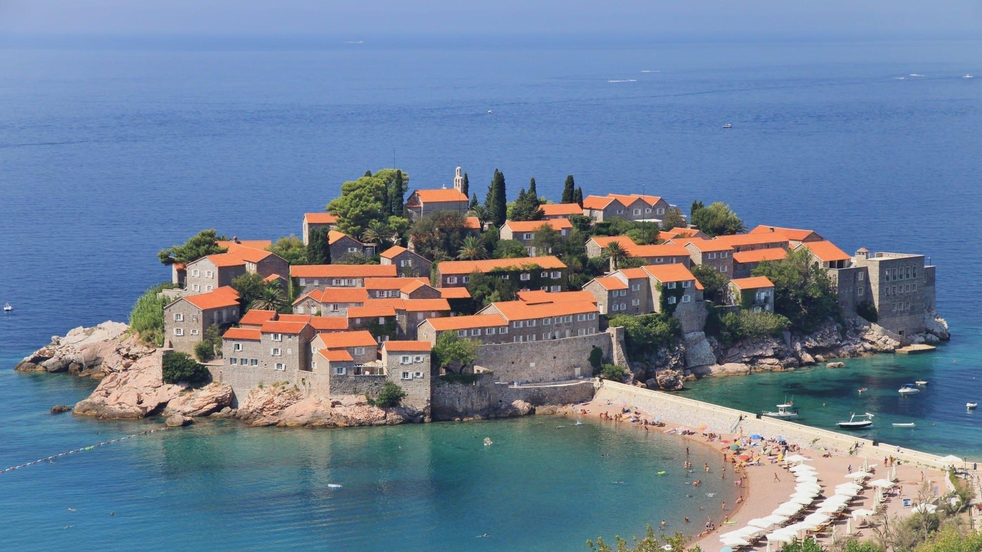 Sveti Stefan Budva (Sveti Stefan) Montenegro
