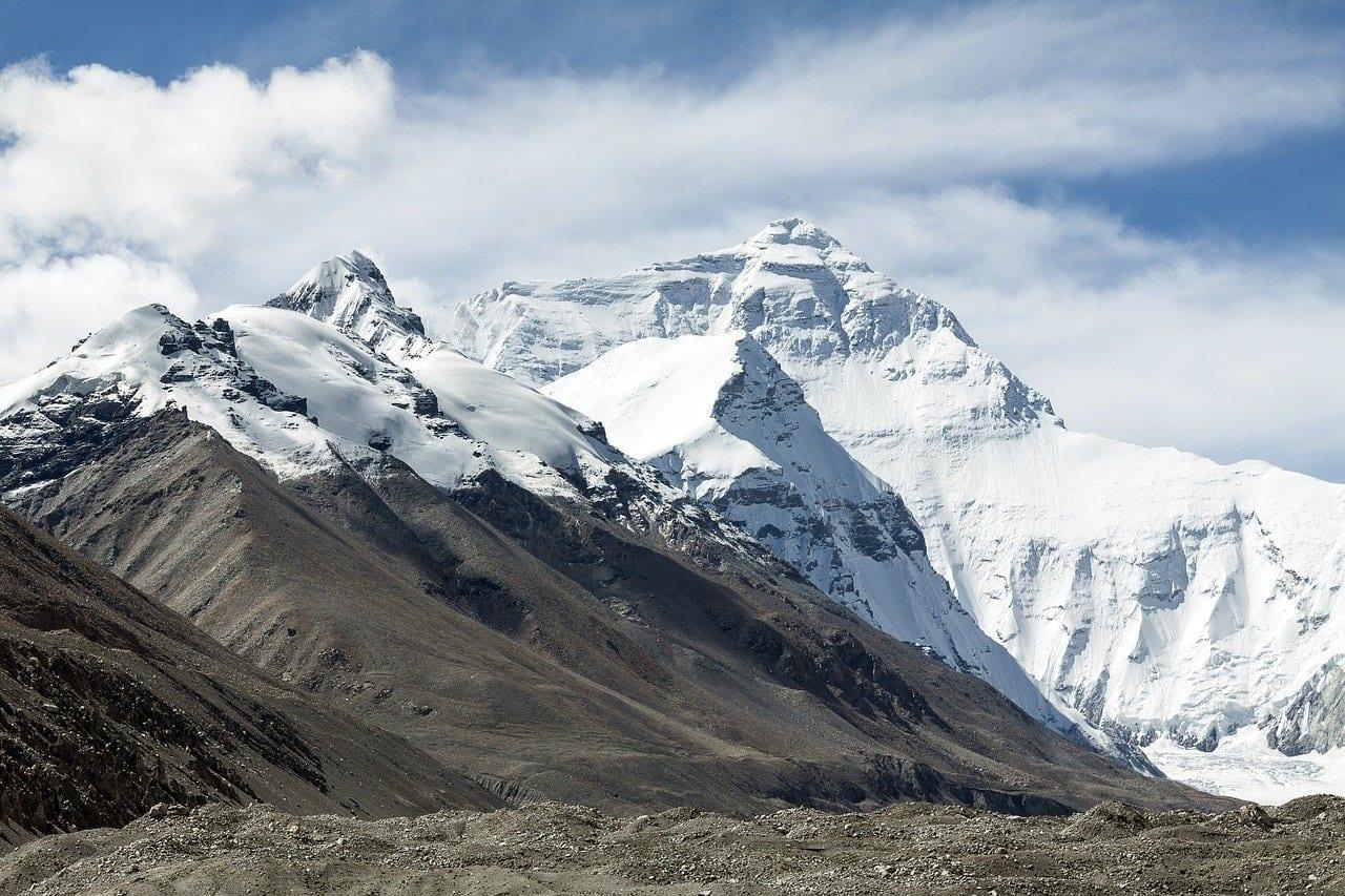 Tíbet China Montañas China