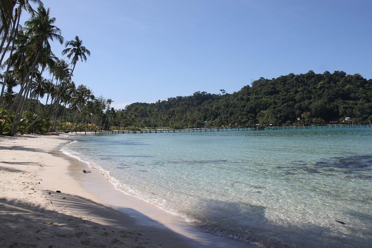 Tailandia La Isla De Koh Kood Playa Tailandia