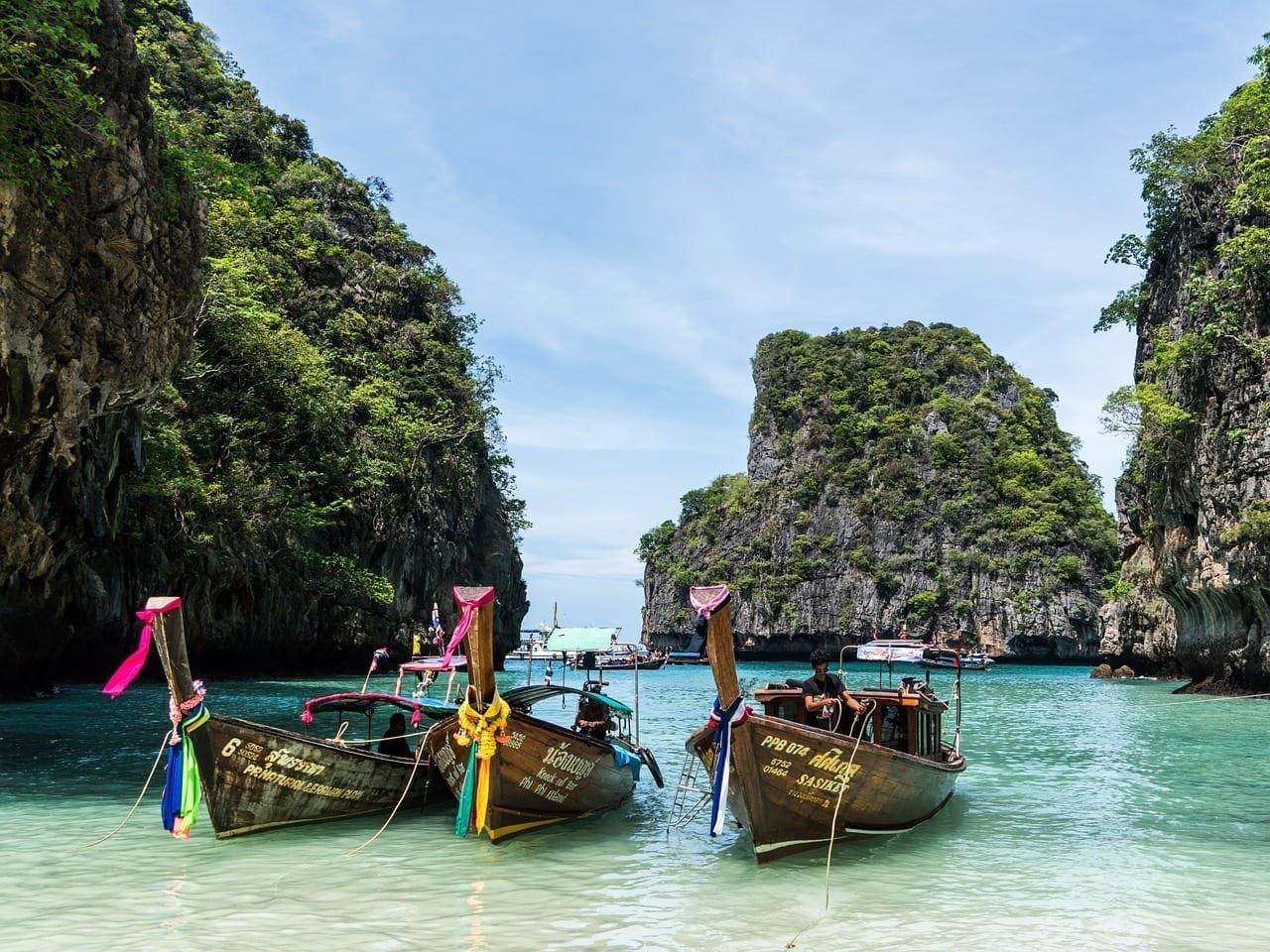 Tailandia Phuket Koh Phi-phi Tailandia