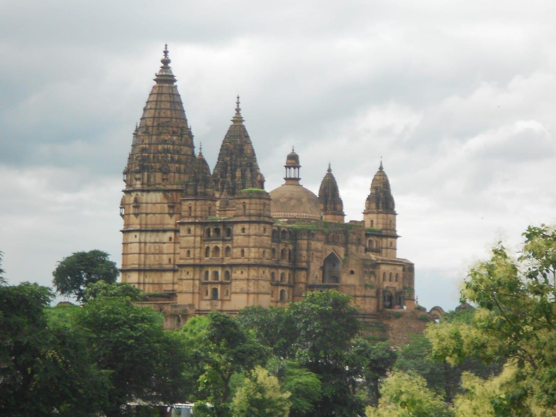 Templo Chaturbhuj Orchha India