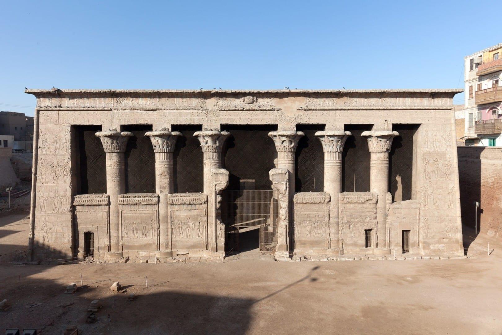 Templo de Esna Esna Egipto