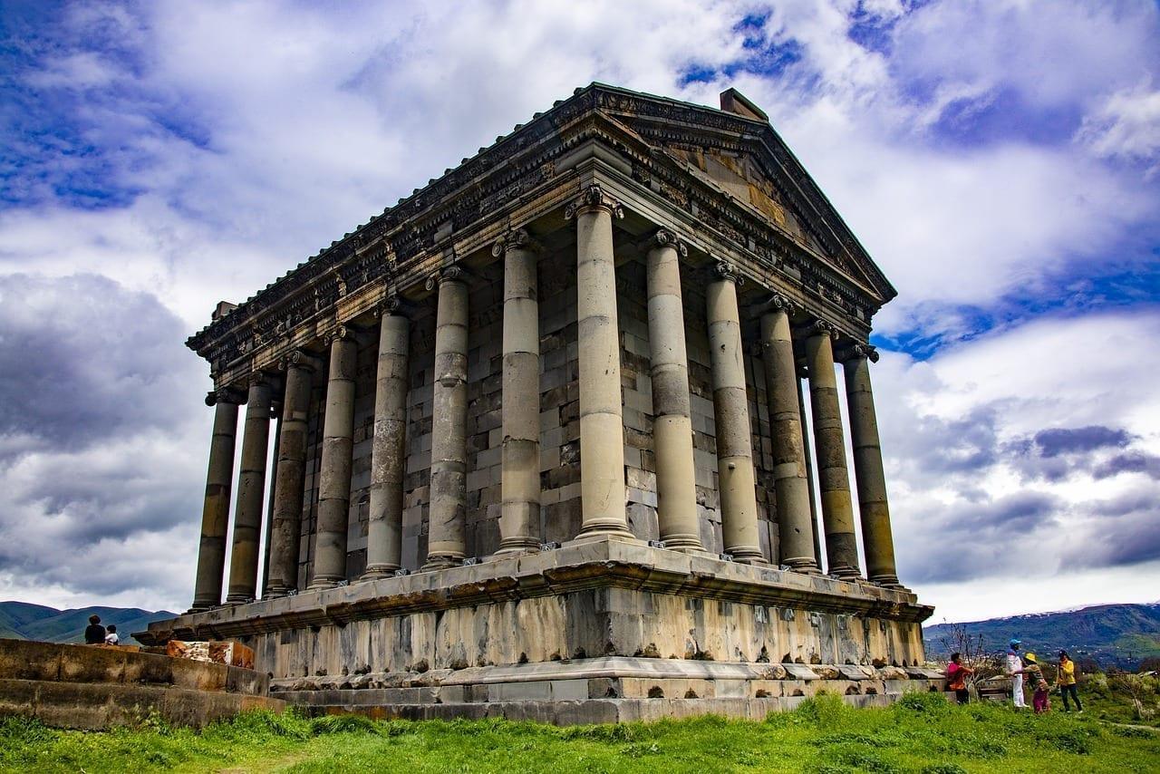 Templo Del Sol Armenia Verano Colombia