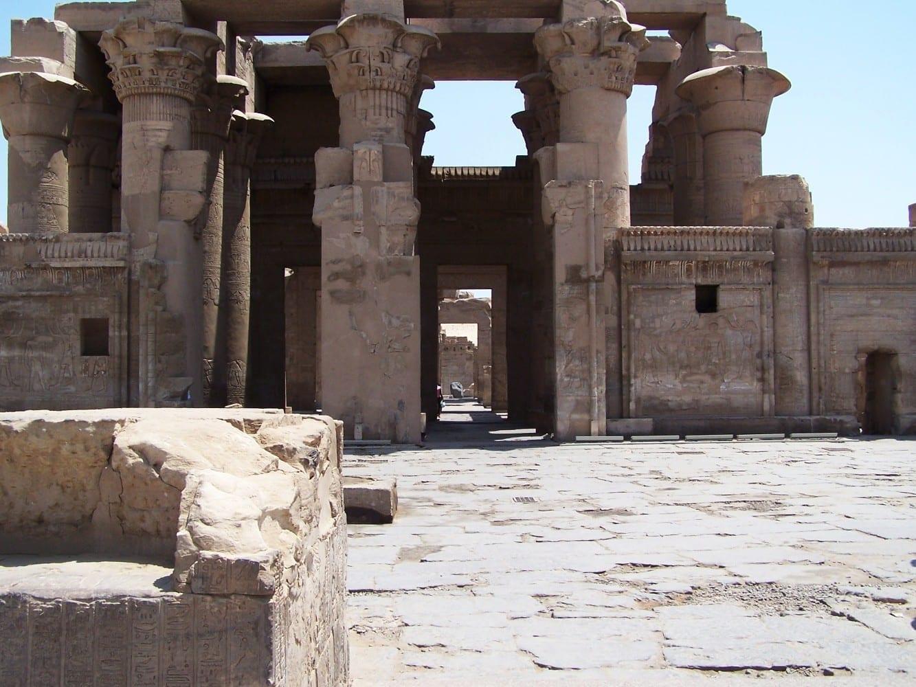 Templo Kom-Ombo Kom Ombo Egipto