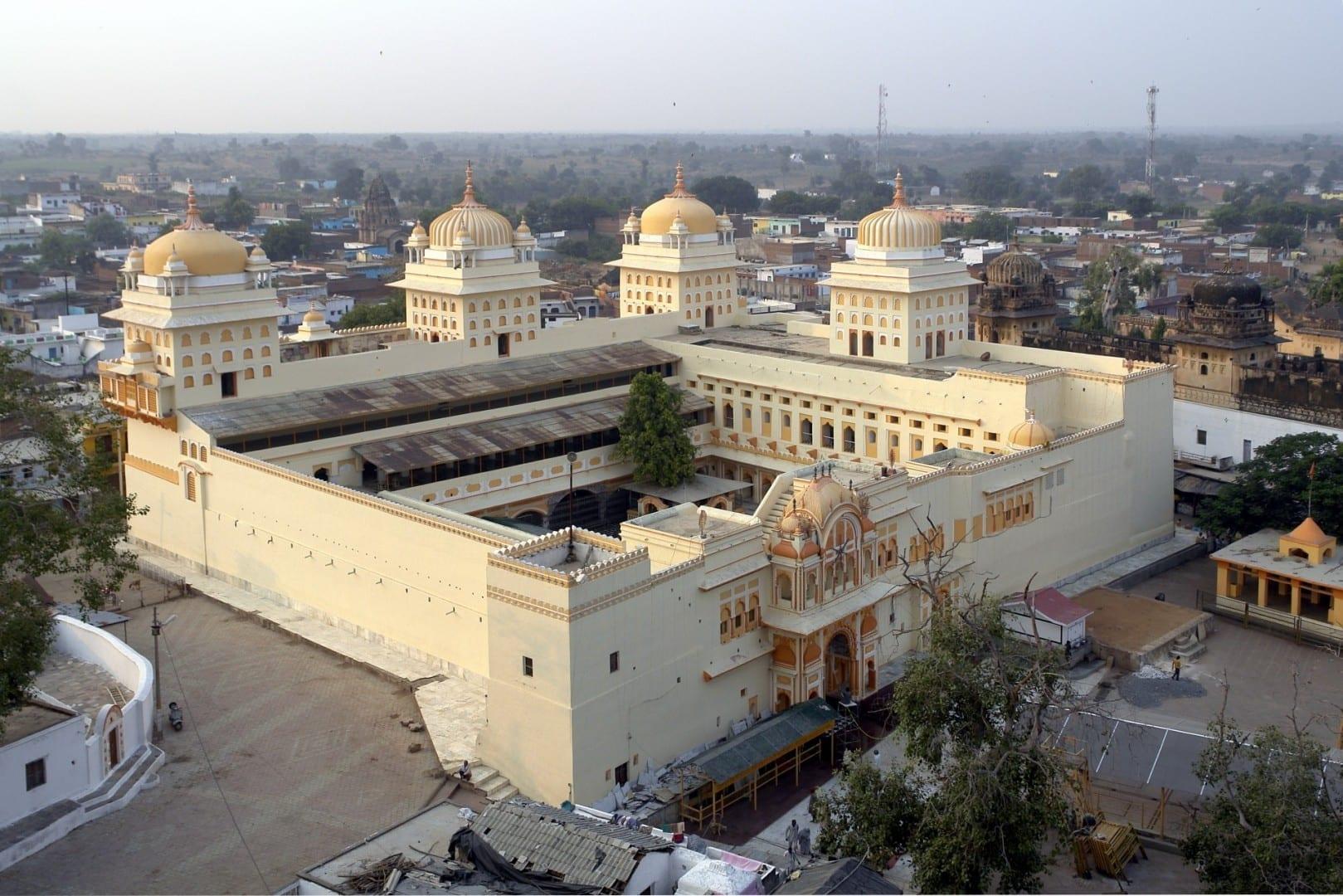 Templo Raja Ram Orchha India