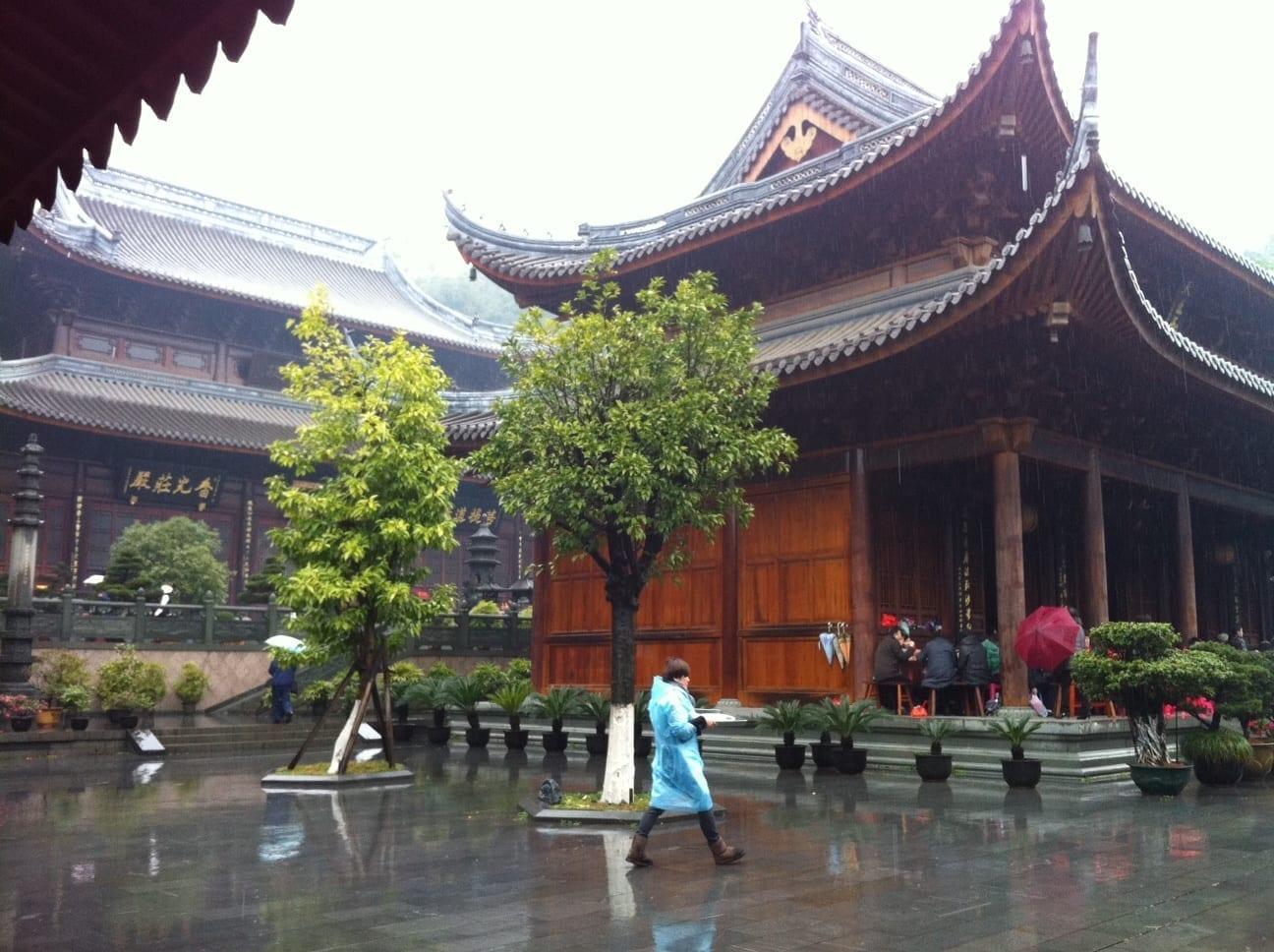 Templo Taiping Wenzhou China