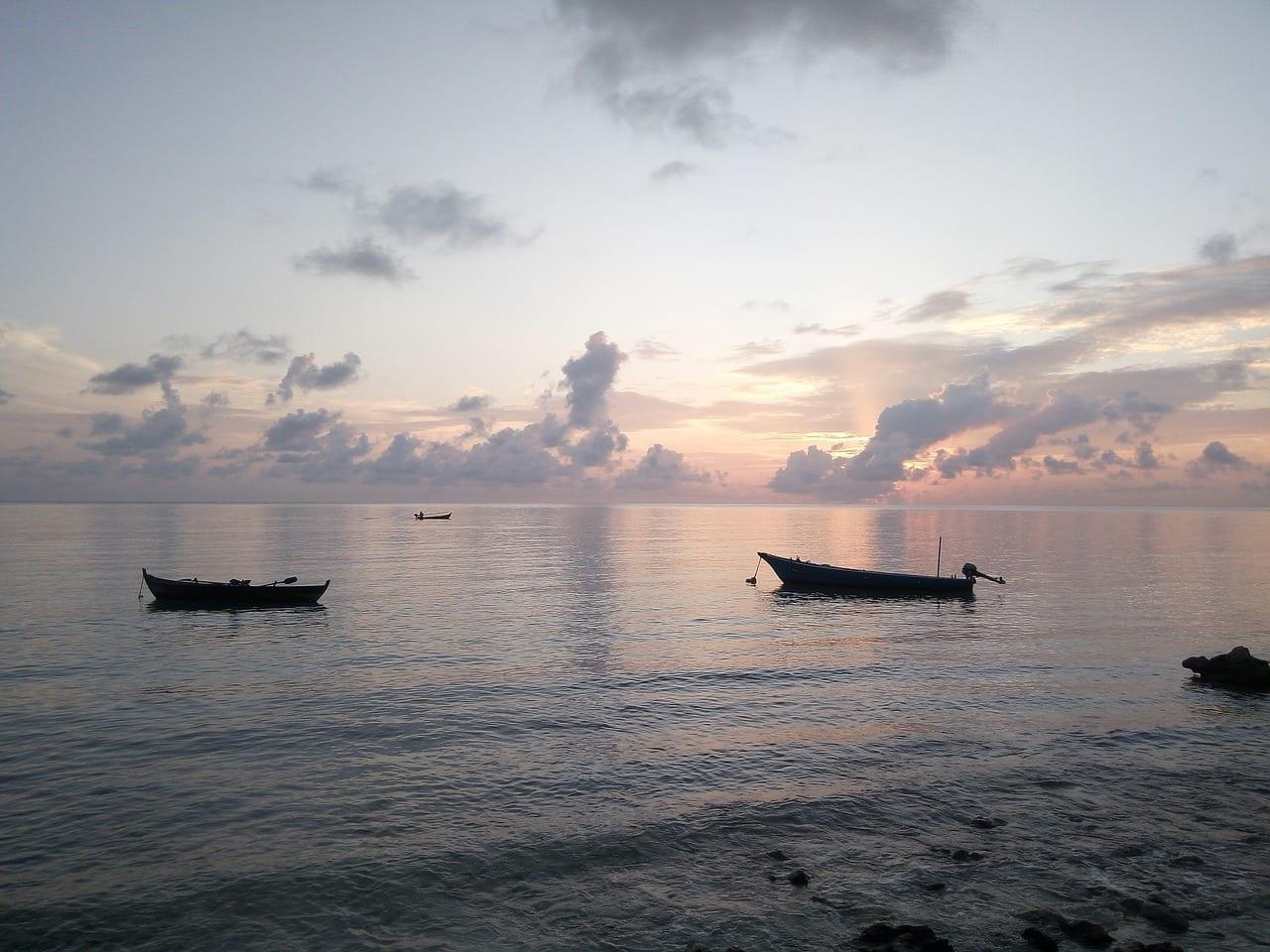 Thoddoo Maldives Mar Maldivas