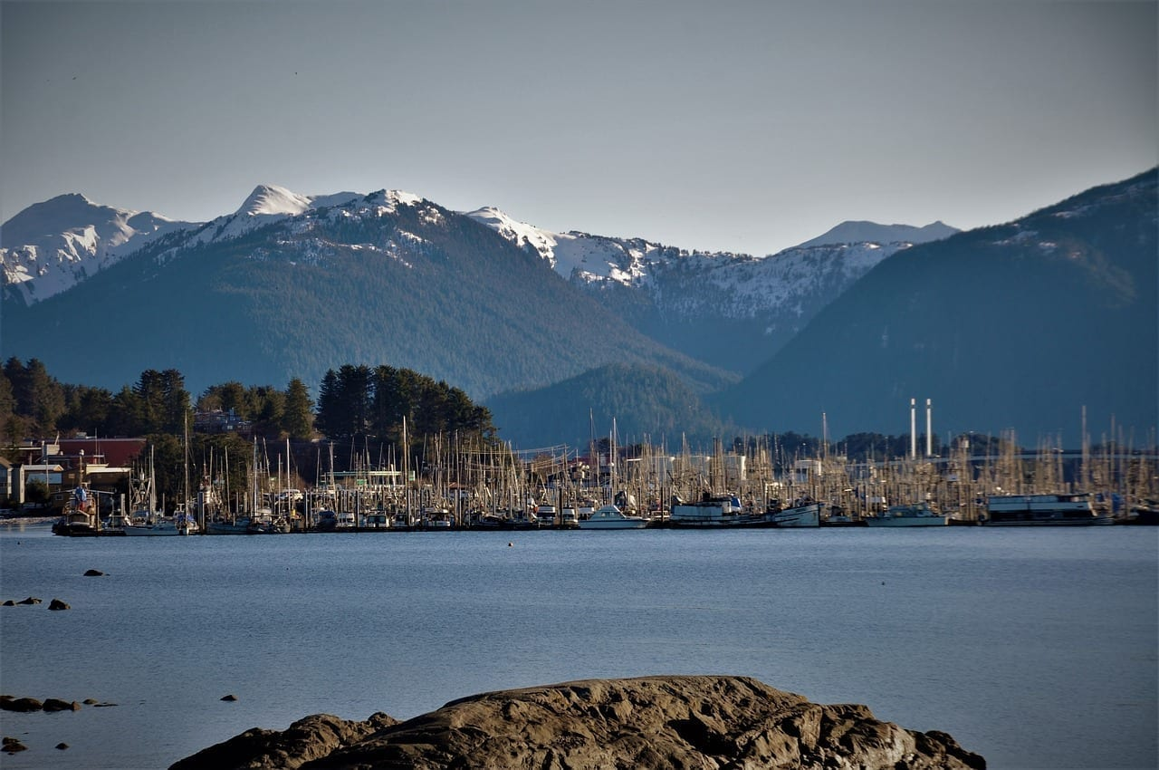 Thompson Harbor Sitka Alaska Canadá