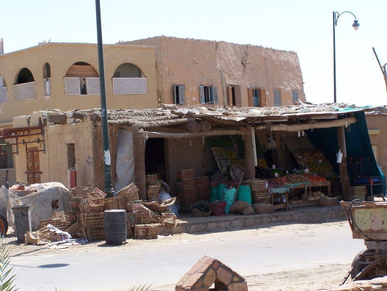 Tienda en el Oasis de Siwa Siwa Oasis Egipto