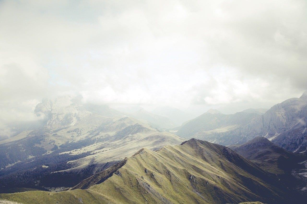 Tirol Del Sur Sciliar Dolomitas Austria