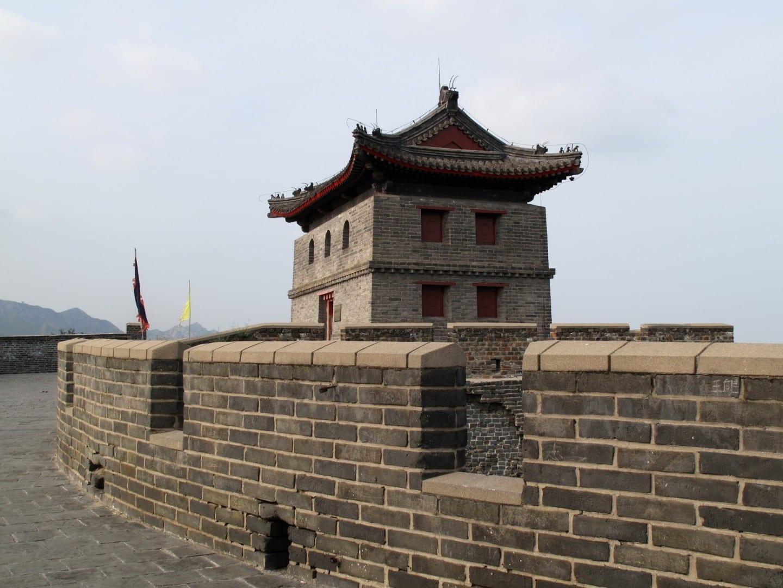 Torre de Linlu Qinhuangdao China