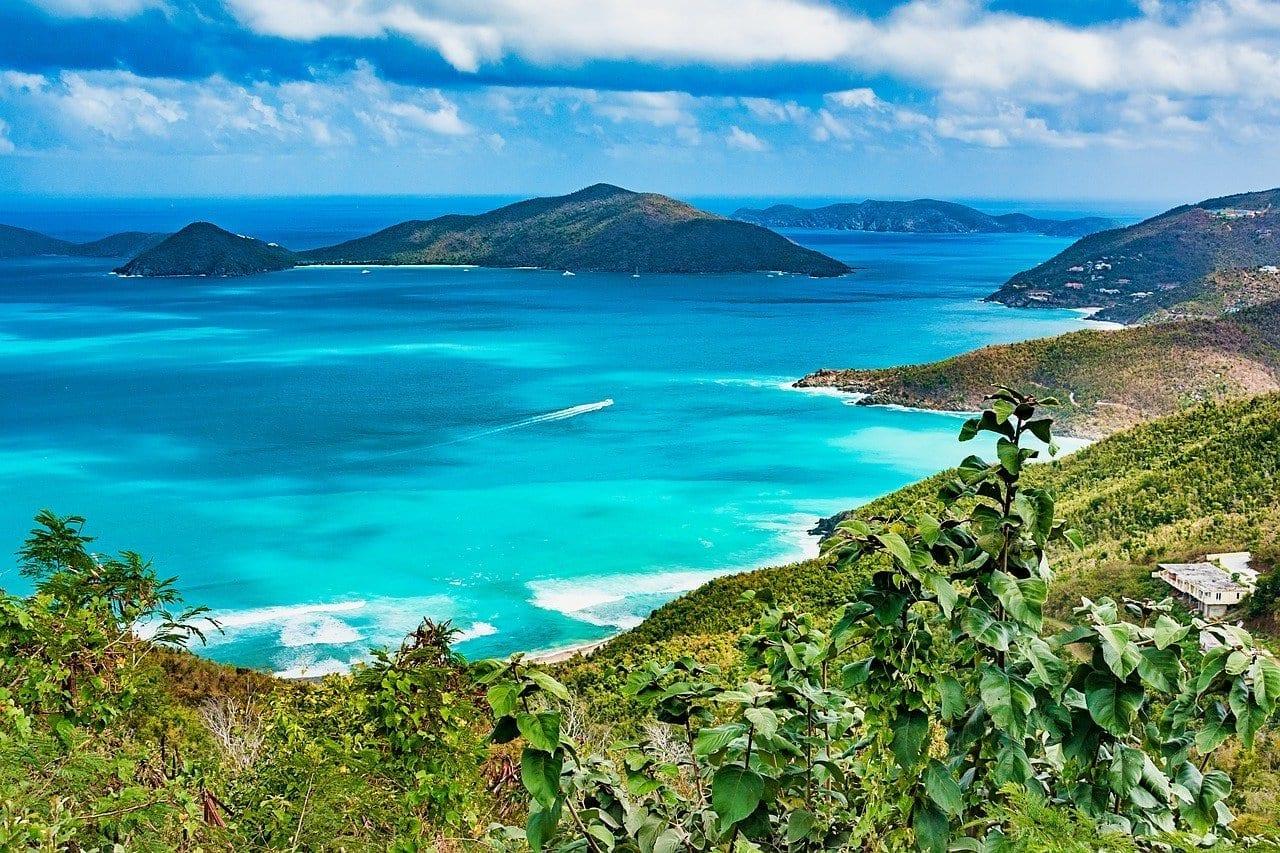 Tortola Islas Vírgenes Británico Islas Vírgenes del Reino Unido