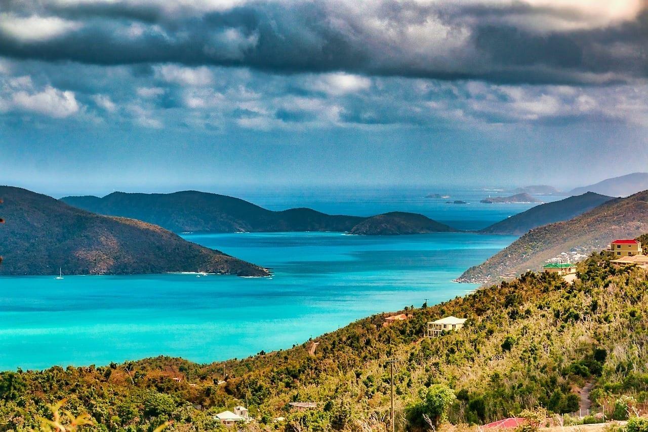 Tortola Vírgenes Británicas Islas Caribe Islas Vírgenes del Reino Unido