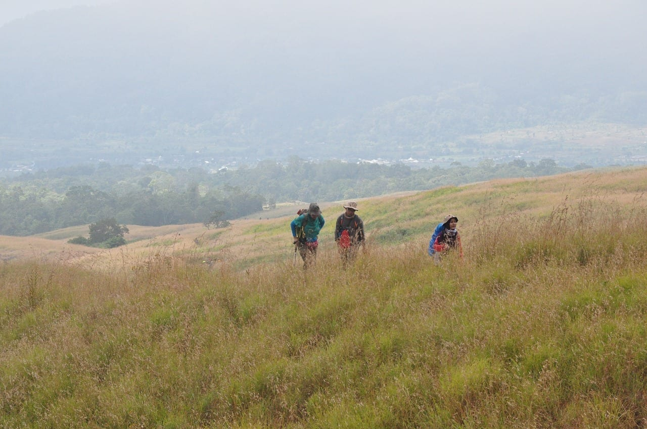 Trekking Lombok Rinjani Indonesia