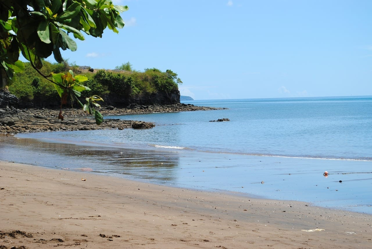 Trevani Playa Mayotte Francia