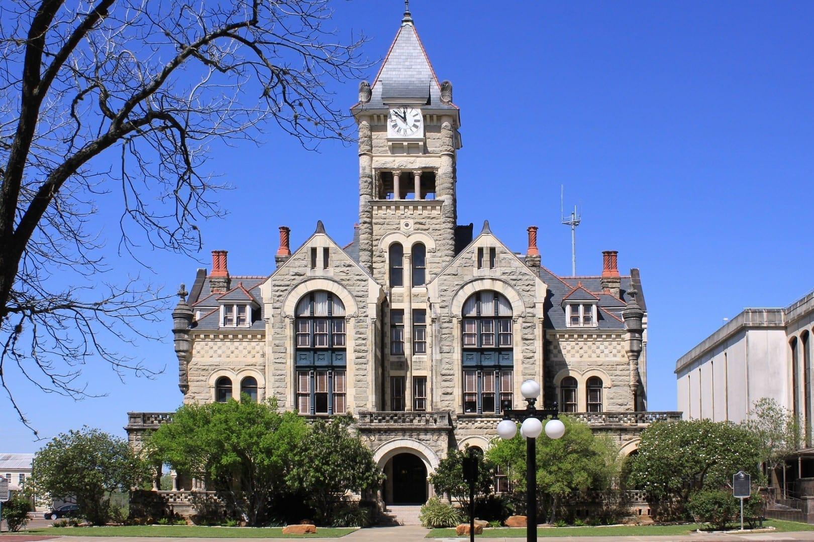 Tribunal de Justicia en Victoria Victoria TX Estados Unidos