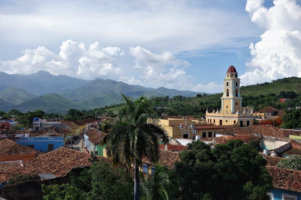 Trinidad Cuba Caribe Trinidad y Tobago