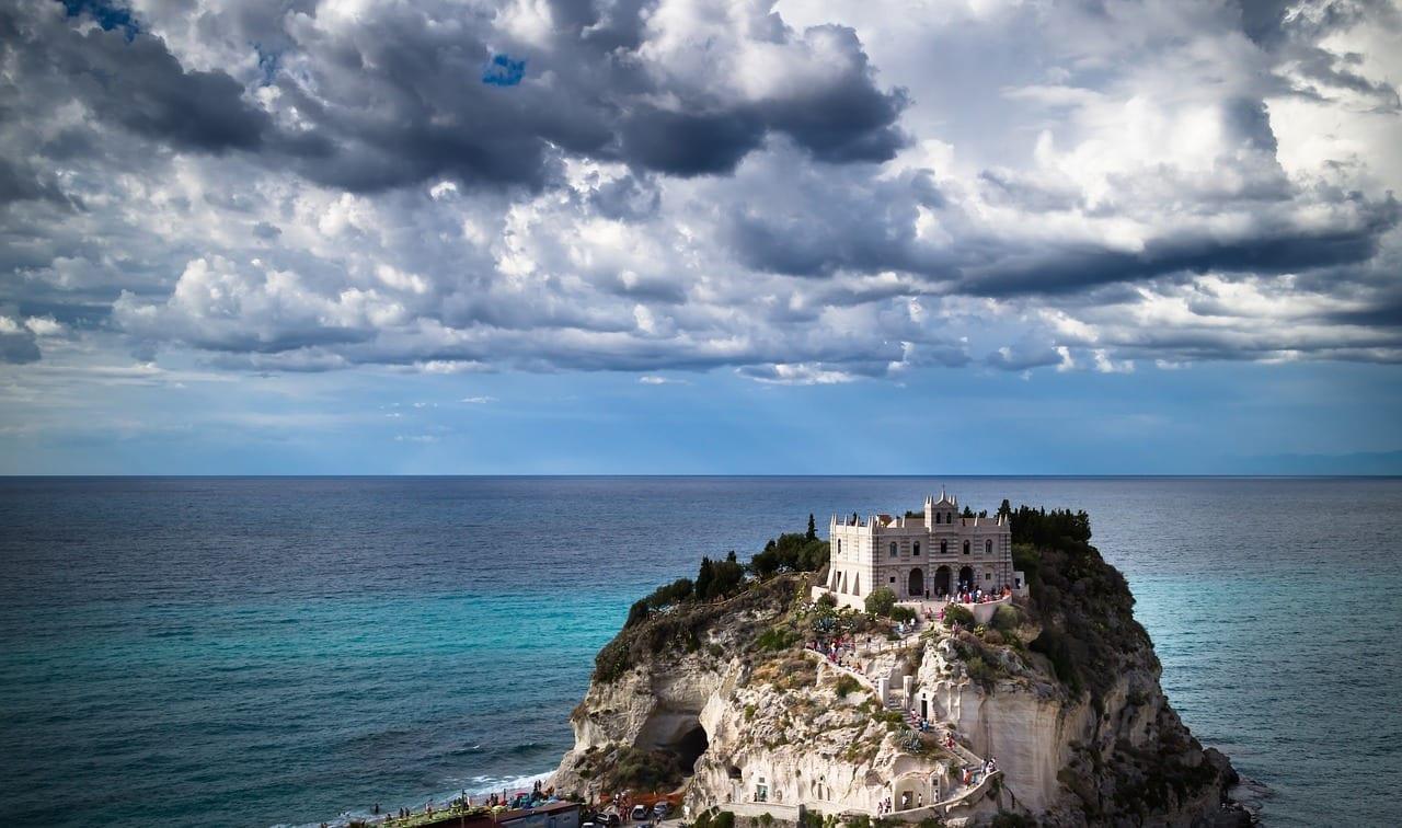 Tropea Calabria Italia Italia