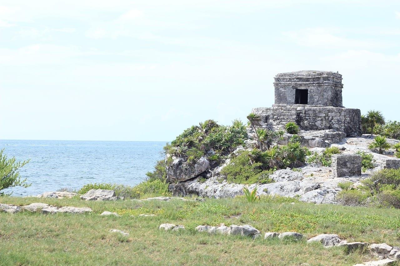 Tulum Ruinas Mayas México