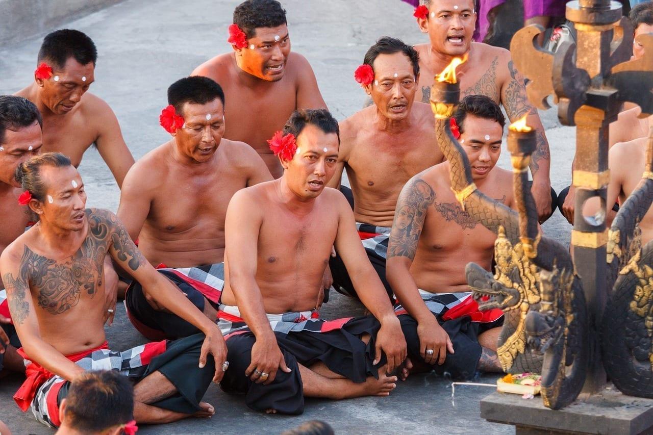 Uluwatu La Cultura Bali Indonesia